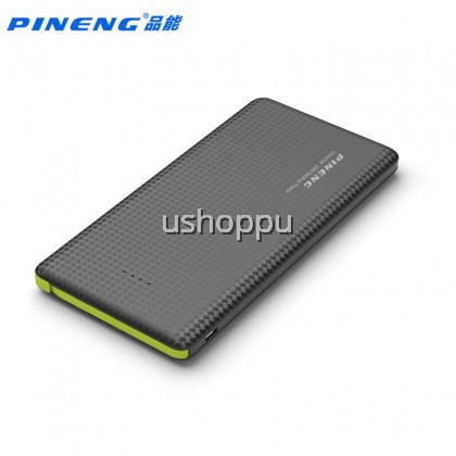 Pineng PN-951 Ultra Slim Design Power Bank 10000mAh