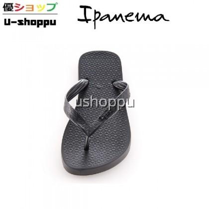 Ipanema Men Flip Flop & Sandal Lelaki - Classica Masculina Black