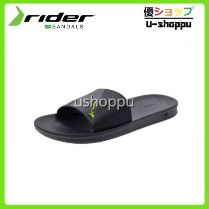 Rider Men's Strike Slide AD Black/Black
