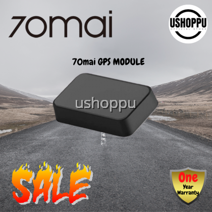 70mai GPS Module Speed N coordinates International Version Fit for 70mai Dash Cam Pro & 70mai Dash Cam Lite Only