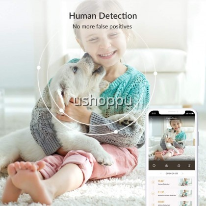 YI Home Camera 3 1080P Wireless IP Security Surveillance System Yi Camera Yi CCTV Baby Crying Detection/ Motion Detection / Sound Detection