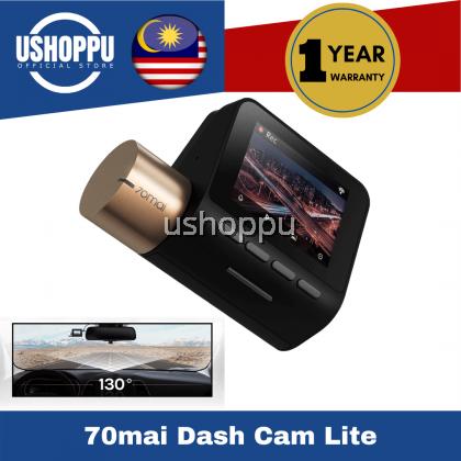 [ENGLISH VERSION] Xiaomi 70mai Dash Cam Lite Car Recorder 70mai Dashcam Lite D08 1080 Full HD Starvis Night Vision HD Smart Dashboard Camera Recorder