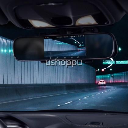[ENGLISH VERSION] Xiaomi 70MAI Dashcam Rearview Mirror Car Recorder Dash cam D04 1600p Full HD Dashboard Camera 70mai rear mirror