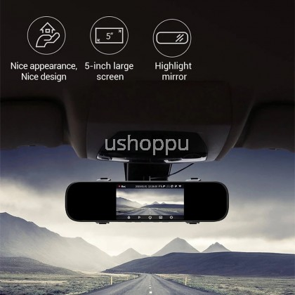 70mai 720P HD Reverse Camera, Night Vision, Waterproof , Vision High Definition and Super Wide Angle Reverse Camera