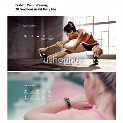 Honor Band 5 Sport (English Version) Fitness Tracker [Original Honor Malaysia]