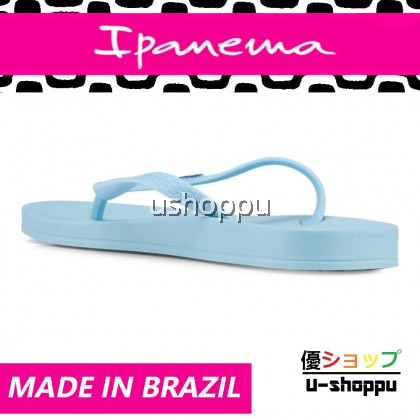 Ipanema Ladies Flip Flop & Sandal Wanita - Anat Colors Fem Basics Blue/Light Blue