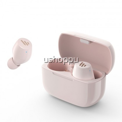Edifier TWS1 True Wireless Earbuds - Up to 32 Hour Battery Life with Charging Case and Mic, Bluetooth v5.0 aptX, IPX5 Splash & Sweatproof, Easy Pairing ( English Version Original Malaysia 1 Year Warranty)