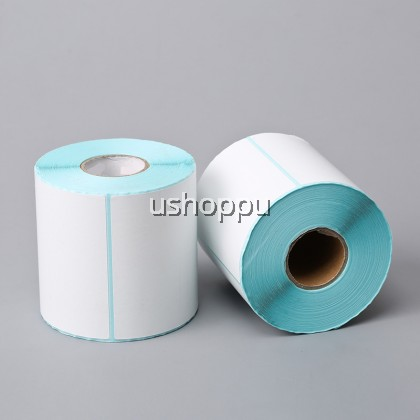 【Ready Stock】A6 Thermal Paper 100*150mm*250pcs AWB Standard Thermal Barcode Label 10X15cm Three Proof Thermal Label Paper 三防热敏纸