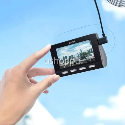 "70mai Smart Dash Cam 4K A800 Sony IMX415 Native True 4K 2160p 3840x2160 WiFi Dash Camera for Cars, Smart Car Camera G-Sensor, 3"" IPS Screen, Built-in GPS ADAS"