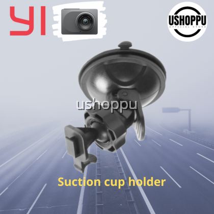 Xiaomi Xiaoyi Dash Camera Compact Dash Camera Suction cup holder 360 degree rotating suction cup holder
