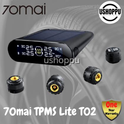 Xiaomi Mi 70Mai Tire Pressure Monitoring System Lite TPMS - Midrive T02