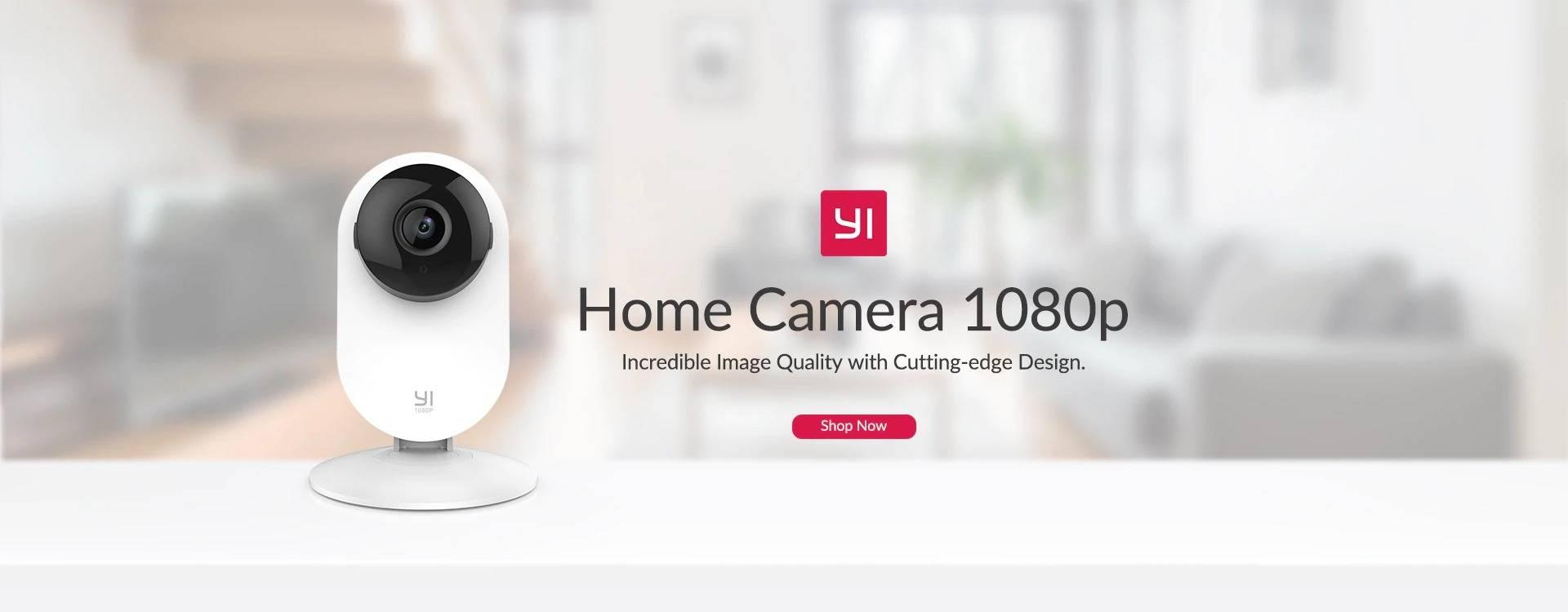 Yi 1080p Cameara
